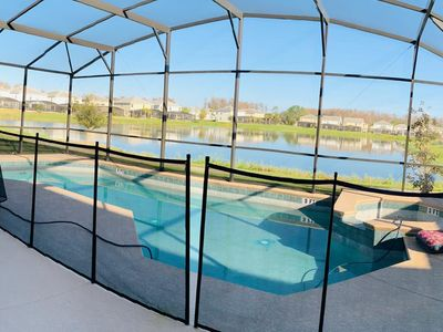 Photo for 5/5 Brand new home, Private Pool, Close to Parks