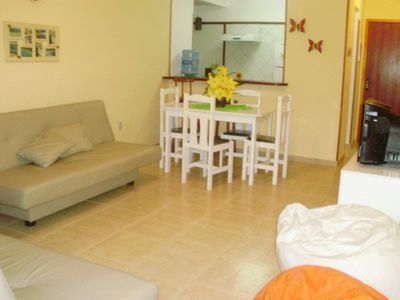 Photo for Excellent Apt Ground Floor, Suite, Social bathroom - Near Beach, Square and Shopping