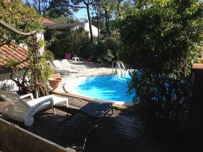 Photo for House ideally located in Cap Ferret, calm and sunny