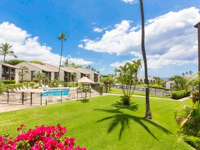 Photo for #236 Second floor condo, easy access to best beach on Maui!