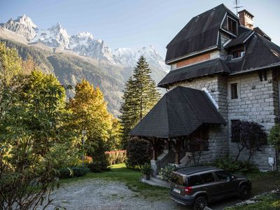 Photo for 2BR Apartment Vacation Rental in Chamonix-Mont-Blanc, Auvergne-Rhône-Alpes
