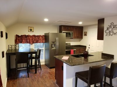 Photo for 2BR Apartment Vacation Rental in Middletown, Connecticut