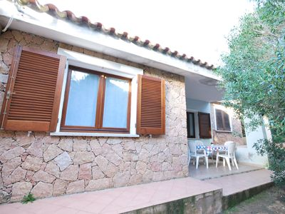 Photo for Well-finished villas, with barbecue and outdoor shower, in Res. With swimming pool