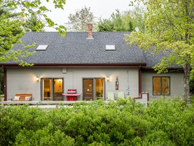 Photo for This open and sunny Americana home is central to all of Acadia's best highlights