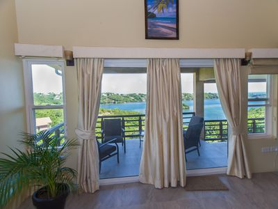 Photo for Egmont View Stunning 5 bedroom villa private location