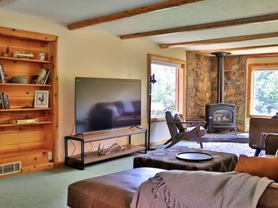 Photo for Twin Bridges Private River Retreat ~ just 5 miles from Downtown Whitefish