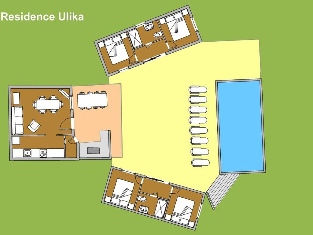 Ulika: Unique Residence With A Private Pool And A Panoramic ...   8425432