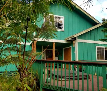 Photo for Craftsman Cottage is Rainforest Retreat Perfect for Families or Larger Groups