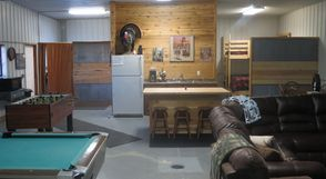 Photo for 3BR Lodge Vacation Rental in Geddes, South Dakota