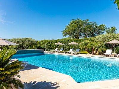 Photo for Charming countryside house with heated swimming pool at the foot of the Mont Ven