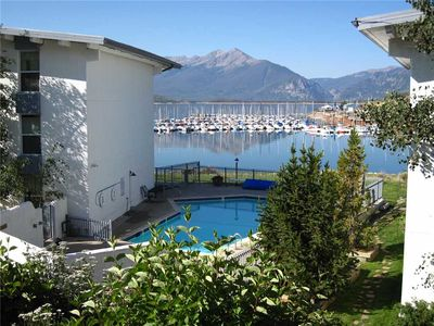 Photo for On Lake Dillon – Mountain and Lake Views, Outdoor Heated Pool, Hot Tub, Near Marina, Amphitheater
