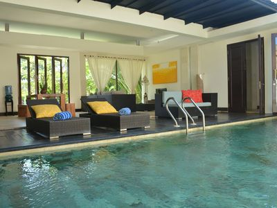 Photo for Your own private oasis in the heart of Sanur.
