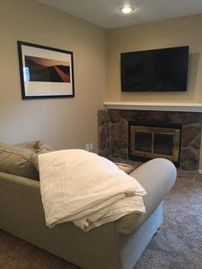 Photo for Beautiful Mountain Condo by the Creek