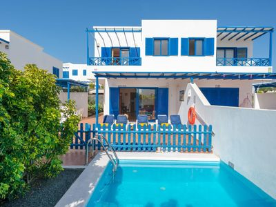 Photo for One bedroom Villa, sleeps 5 with Pool and FREE WiFi