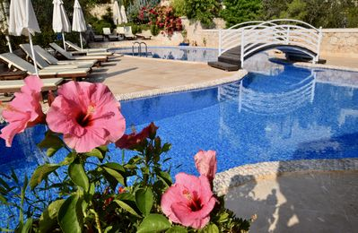 Photo for BEAUTIFUL, CENTRALLY LOCATED, TWO BEDROOM DUPLEX APARTMENT WITH PRIVATE POOL