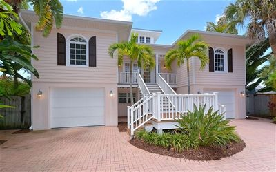 Extraordinary Key West style 3 Bedroom 3.5 Bath pool home on the Grand Canal!
