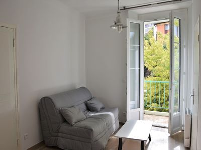 Photo for Charming apartment located in the heart of the old town.