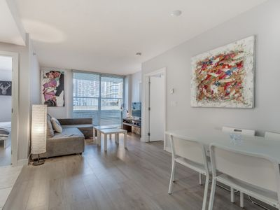 Photo for D29 - 2 bedroom and den in Yaletown