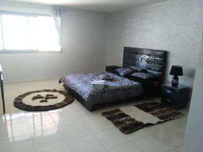 Photo for 1 independent plant in a villa in harhoura