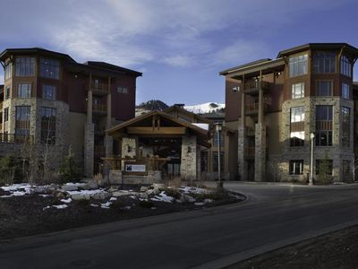 Photo for Sunrise Lodge by Hilton Grand Vacation Club, Ski-in Ski-out