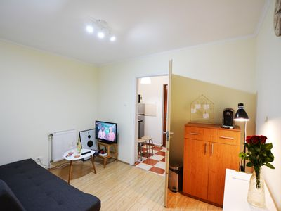 Photo for BestBuy - Modern Cozy Apartment Only 5 Min Center