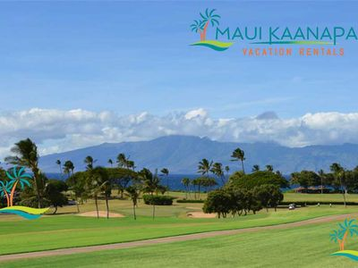 Photo for Ocean/Kaanapali Golf Coursefront * 1200 sq ft 1BR