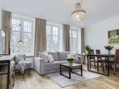 Photo for Kings&Queens in Oldtown: stylish, sunny, spacious