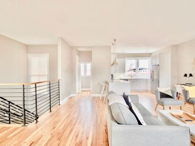 Photo for Newly Renovated Modern Home in the Heart of City!  A block from King St!