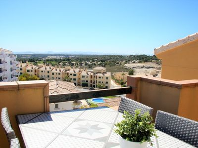 Photo for Two private top floor penthouses with stunning views, close to restaurants