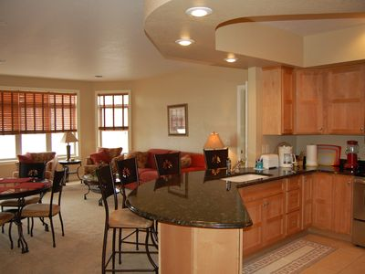 Photo for Red Cedar Lake Condo--Fishing, boating and golf!!