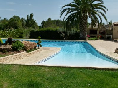 Photo for cottage of charm in full nature on 5000 m2 of sported ground