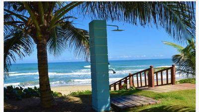 Photo for Oceanfront Paradise .... Unforgettable stay!!!!