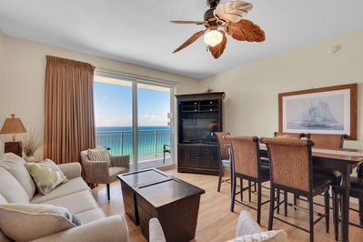 Newly renovated 2 bedroom with on the 12th floor!