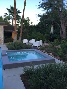 Photo for Perfect! Secluded Mid-Century Compound. 3 Beds/3 Baths Views! HOT-TUB! FIRE-PIT!