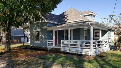 Charming restored home in the heart of Bentonville.