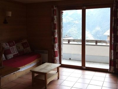 Photo for Apartment Uvernet-Fours, 3 bedrooms, 8 persons