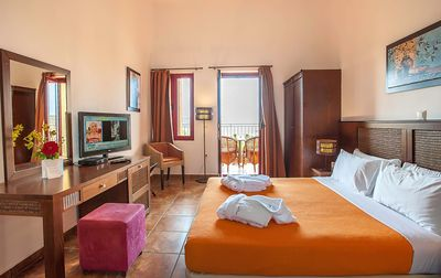 Photo for Deluxe Double Room / Varos Village Hotel