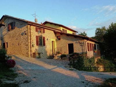 Photo for Country house with pool at 700 meters, cycling and walking opportunities