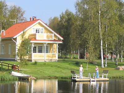 Photo for Vacation home Hintrekki in Kaustinen - 8 persons, 2 bedrooms