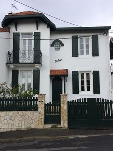 Photo for Welcome to our charming house in the heart of Biarritz (all on foot)