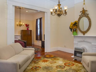 Lovely Marigny Home. Super Clean & Off Street Parking