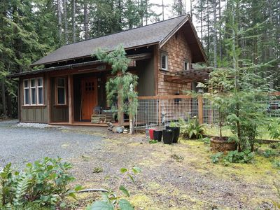 Photo for 1BR Cabin Vacation Rental in Langley, Washington