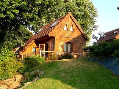 Photo for Overlooking the Lake & Golf Course - Heated Swimming Pool & Play Area 200 Metres