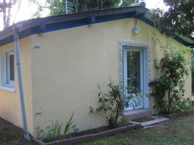 Photo for St. marc sur mer, in a wooded garden, pleasant studio for 2 people