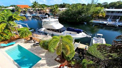 Photo for Finest Property in Kahiki Harbor-Islamorada-Sport Fishing Capital of the World