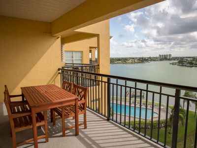 Photo for Watch Dolphins From The Balcony.  Great Location!