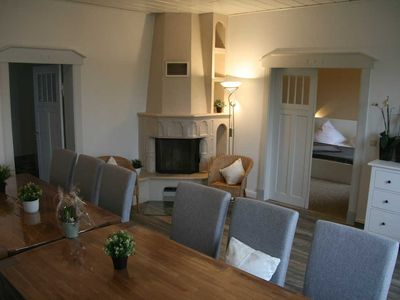 Photo for XL 7-room holiday house (170m², max 12 persons) - Holiday Villa XL Leuchtturmblick Bastorf near Kühlungsborn