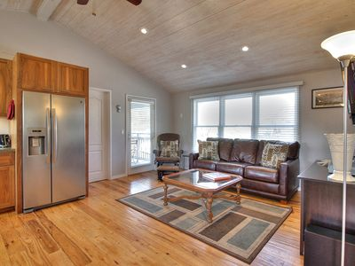 Photo for Modern 2BR Apartment w/ Chef's Kitchen - 2 Miles to Beach, 1 Mile to State St