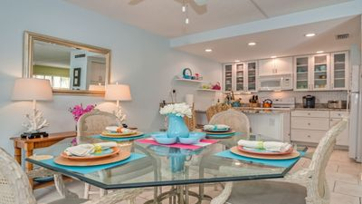 Photo for Vacation at Boca Grande in turquoise colored ocean! Great shelling & fun!