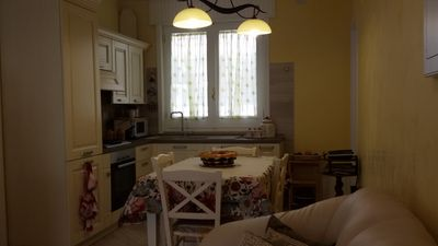 Photo for Charming apartment with garden in Gallipoli